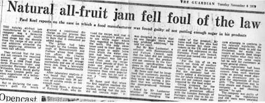 Apple Jelly 'Jams' article 2