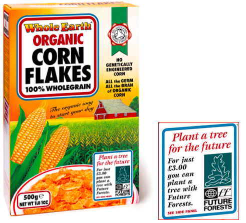 Corn Flakes Future Forests
