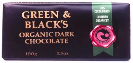 Green & Black's 1st bar
