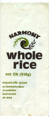Harmony Rice
