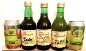 Whole Earth Soft Drinks