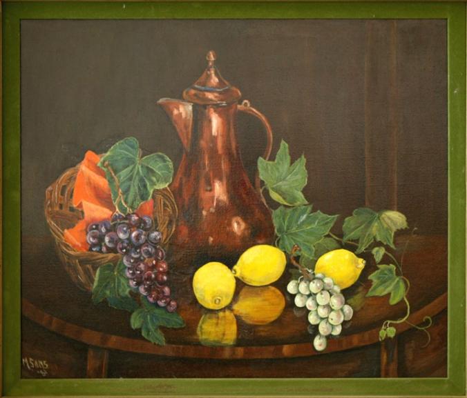 lemons and copper