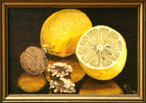 lemons nuts