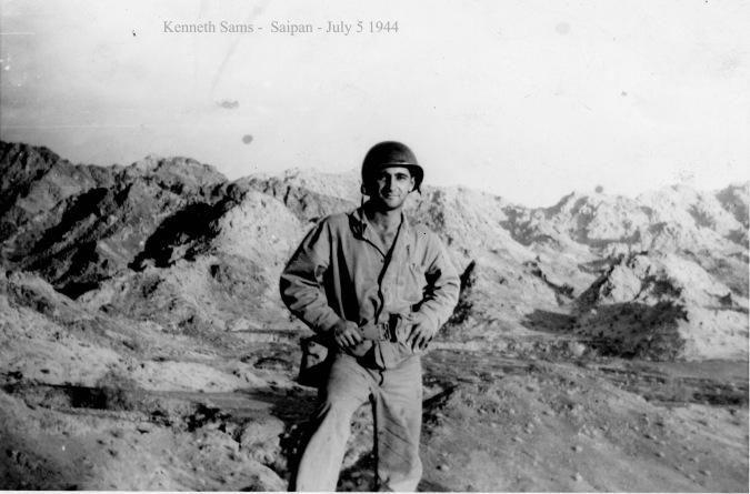 Kenneth Sams Saipan